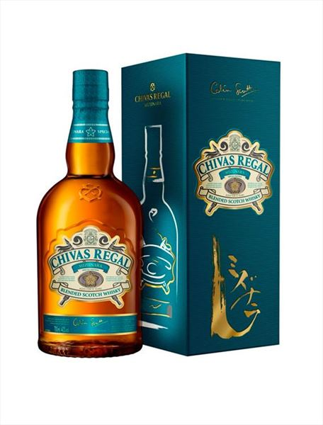 CHIVAS REGAL MIZUNARA 70cl.