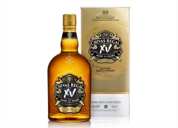 CHIVAS REGAL XV 15 AÑOS 70cl.
