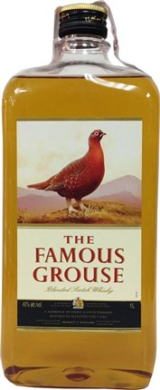 FAMOUSE GROUSE 1 L. PET