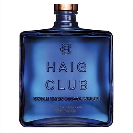 HAIG CLUB 40º 70 CL.