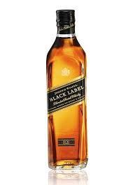 JOHNNIE WALKER BLACK LABEL 20 CL.