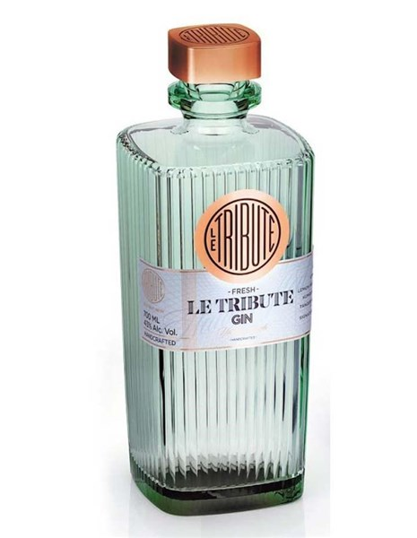 LE TRIBUTE GIN 70cl.