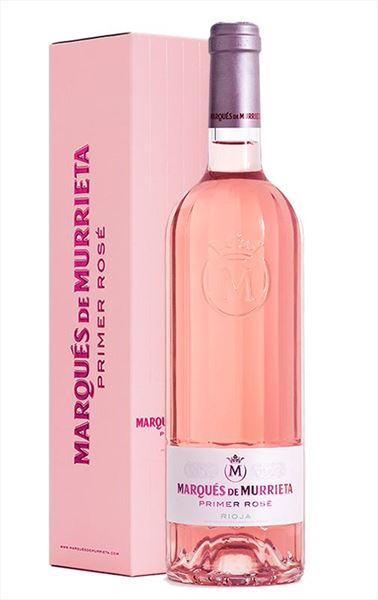 MARQUES MURRIETA PRIMER ROSÉ 75cl.