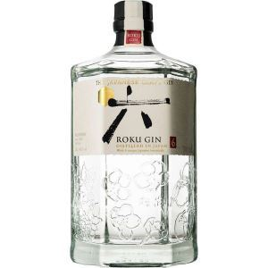 ROKU THE JAPANESE GIN 43º 70CL.