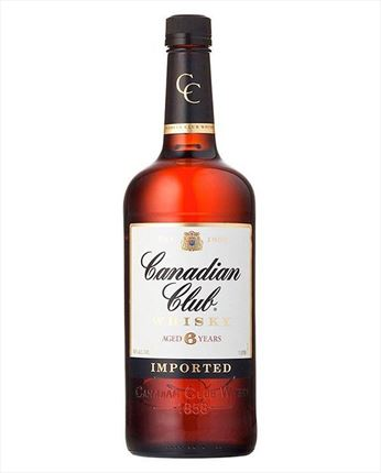 CANADIAN CLUB 1 L.
