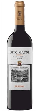 EL COTO MAYOR RESERVA 75CL