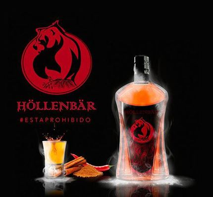 HOLLENBAR 33,5% 70cl.