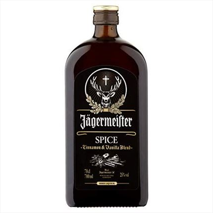 JAGERMEISTER SPICE 70 CL.