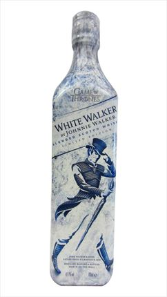 JOHNNIE WALKER GAME OF THRONES WHITE WALKER 70 CL.