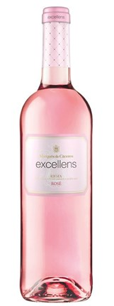 MARQUES DE CACERES EXCELLENS ROSE 75cl.