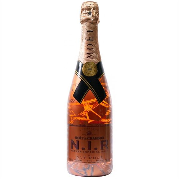MOET CHANDON N.I.R. ROSE 75 CL.