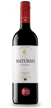 NATUREO TINTO 0,0 % 75 CL.