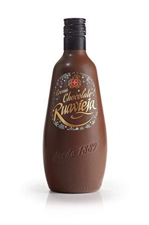 ORUJO RUAVIEJA CHOCOLATE 75cl.