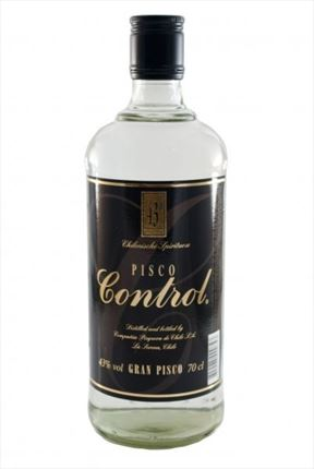 PISCO CONTROL CHILENO 70CL