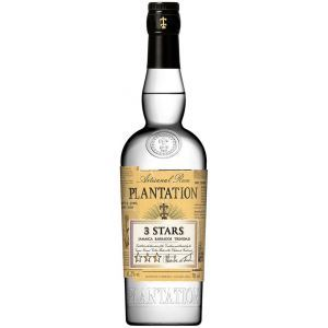 PLANTATION 3 STARS WHITE 70cl.