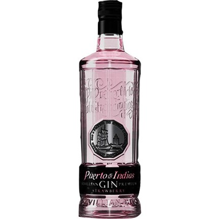 PUERTO INDIAS STRAWBERRY 70cl.