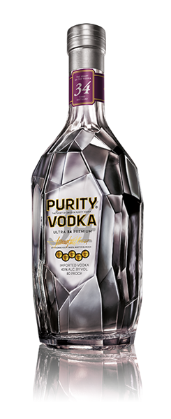 PURITY VODKA 40º 70 CL.