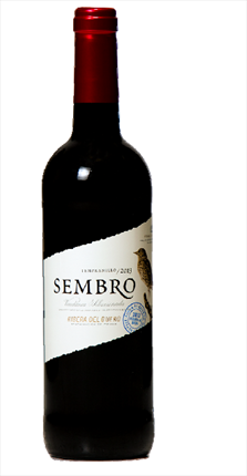SEMBRO ROBLE 75cl.