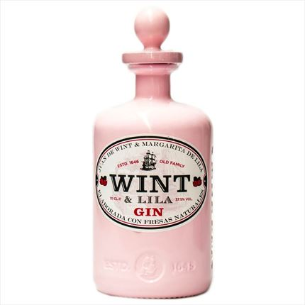 WINT & LILA ROSE GIN 70CL.
